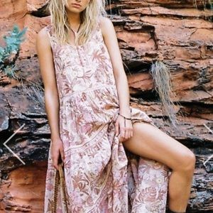 NWT Spell and the gypsy collective jungle maxi